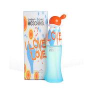 Moschino I Love Love tualettvesi naistele EdT 50ml