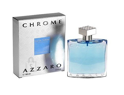 Azzaro Chrome meeste tualettvesi EdT 200 ml