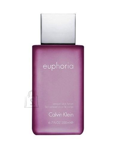 Calvin Klein Euphoria 200ml naiste ihupiim
