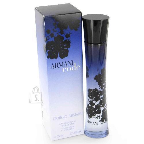 Giorgio Armani Code 75ml naiste parfüümvesi EdP
