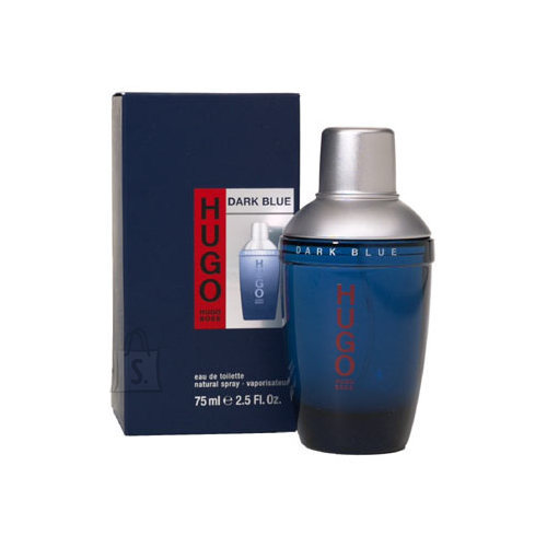Hugo Boss Dark Blue 75ml meeste tualettvesi EdT