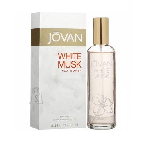 Jovan White Musk lõhnavesi naistele EdC 100 ml