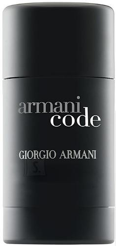 Giorgio Armani Black Code 75ml meeste stick deodorant