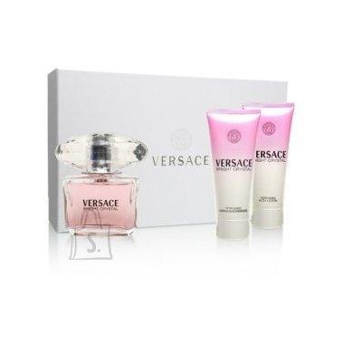 Versace Bright Crystal 150ml naiste lõhnakomplekt