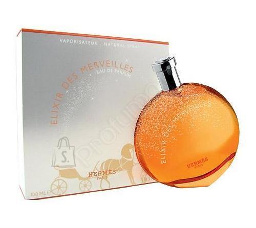 Hermes Elixir Des Merveilles parfüümvesi naistele EdP 50ml