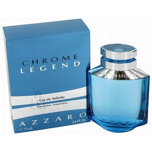 Azzaro Chrome Legend meeste tualettvesi EdT 75ml