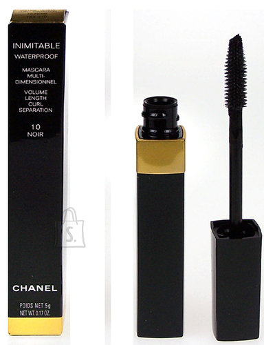 Chanel Inimitable veekindel ripsmetušš 5 g must