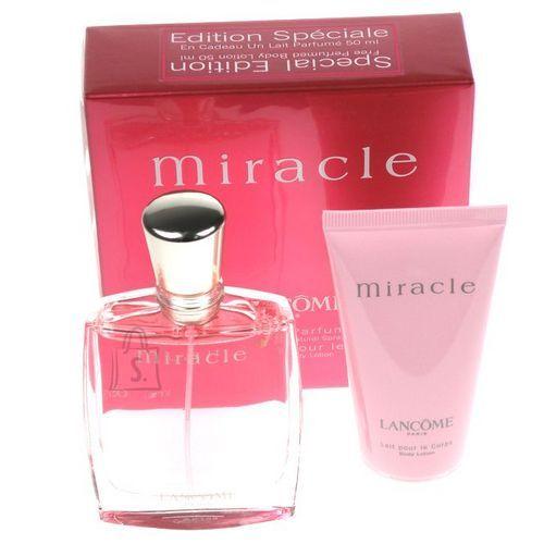 Lancome Miracle lõhnakomplekt