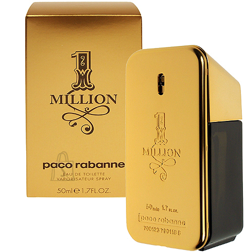 Paco Rabanne 1 Million 100ml meeste tualettvesi EdT