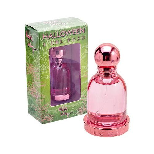 Jesus Del Pozo Halloween Water Lilly tualettvesi naistele EdT 100ml