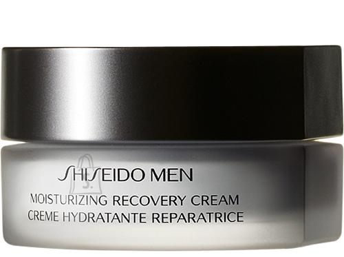Shiseido MEN Moisturizing Recovery näokreem 50 ml