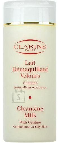Clarins näopuhastuspiim emajuurega 200 ml