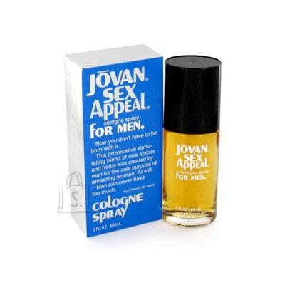 Jovan Sex Appeal odekolonn meestele 88ml