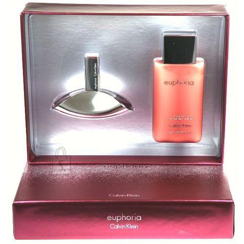 Calvin Klein Euphoria 250ml naiste lõhnakomplekt