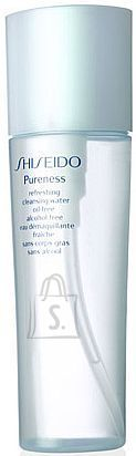Shiseido Pureness Refreshing Cleansing Water näovesi 150 ml