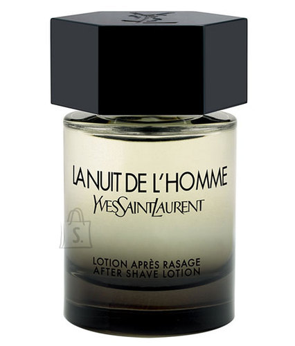 Yves Saint Laurent La Nuit De L Homme aftershave 100ml