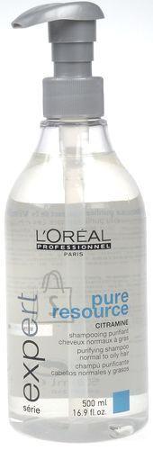 L´Oreal Paris Expert Pure Resource juuksešampoon 250 ml