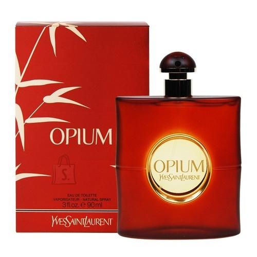 Yves Saint Laurent Opium 2009 naiste tualettvesi EdT 90ml