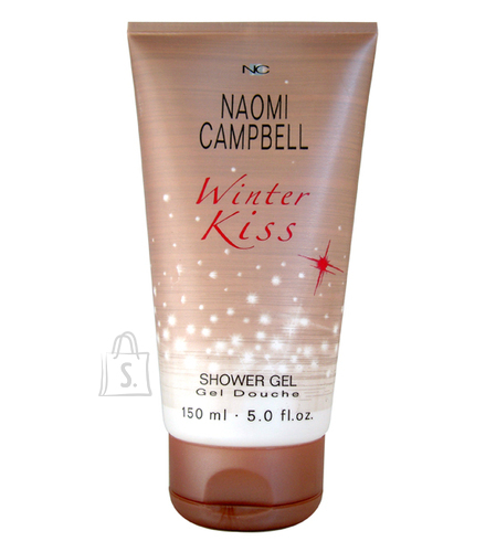 Naomi Campbell Winter Kiss 150ml naiste dušigeel