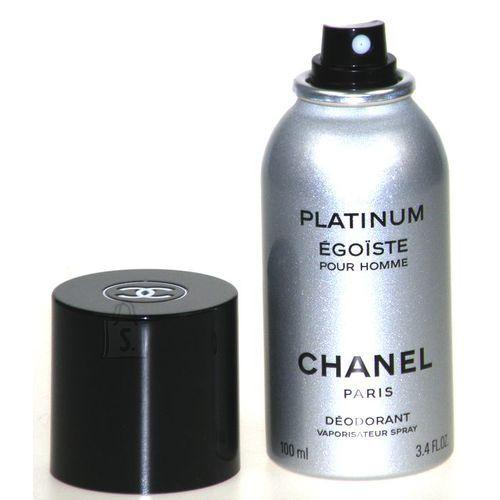 Chanel Egoiste Platinum 100ml meeste deodorant