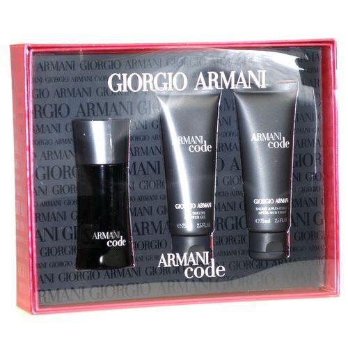 Giorgio Armani Black Code lõhnakomplekt meestele EdT 200 ml