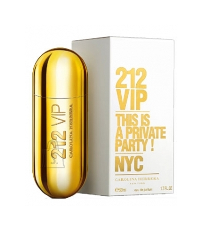 Carolina Herrera 212 VIP parfüümvesi naistele EdP 30ml