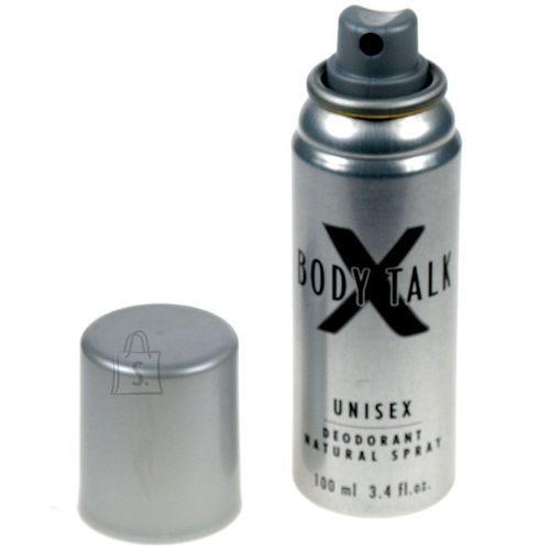 Muelhens Extase Body Talk unisex deodorant 100ml
