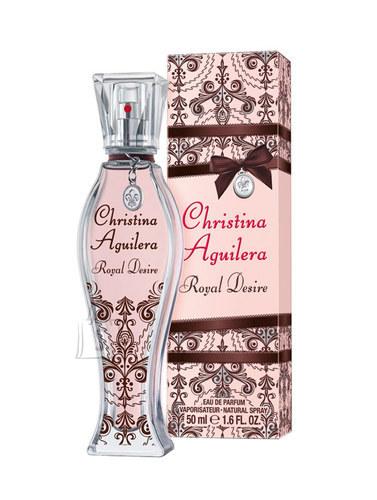 Christina Aguilera Royal Desire parfüümvesi naistele EdP 50ml