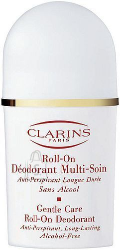 Clarins Gentle Care Roll On deodorant naistele 50ml