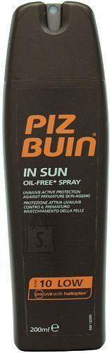 Piz Buin In Sun Spray SPF10 päevitus spray 200 ml