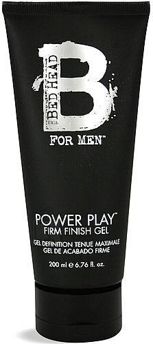 Tigi Bed Head Men Power Play Finish Gel juuksegeel 200 ml