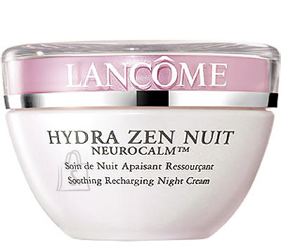 Lancôme Hydra Zen Neurocalm Nuit Soothing Recharging Night näokreem 50 ml