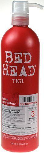 Tigi Bed Head Resurrection šampoon 250 ml