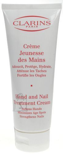 Clarins Hand And Nail Treatment Cream kätekreem 100 ml