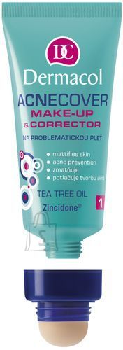 Dermacol Acnecover Make-Up & Corrector jumestuskreem 30 ml 01