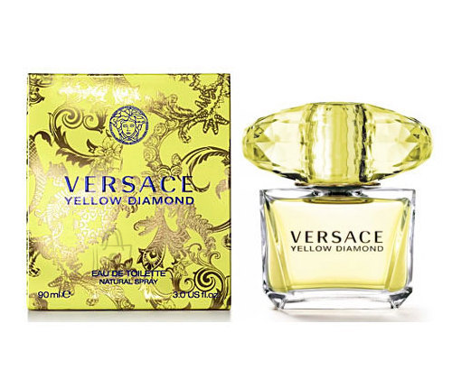 Versace Yellow Diamond tualettvesi naistele EdT 50ml