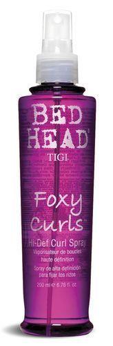 Tigi Bed Head Foxy Curls Hi Def soenguvedelik 200ml