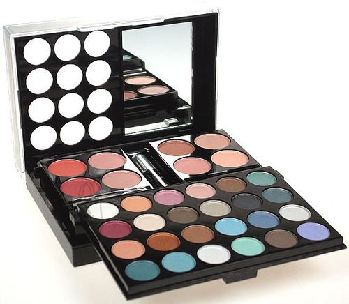 Makeup Trading Schmink Set 40 Colors meigikomplekt 32.1 g