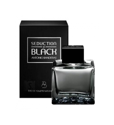Antonio Banderas Seduction in Black meeste tualettvesi EdT 100ml