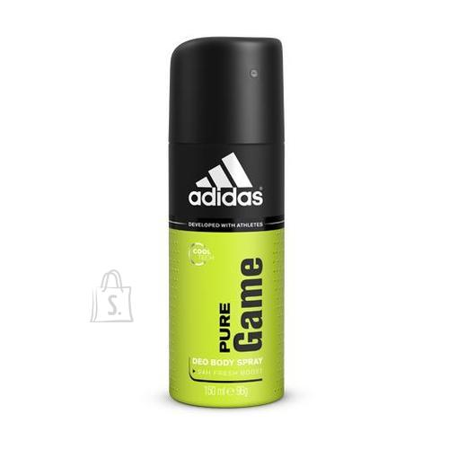 Adidas Pure Game 150ml meeste deodorant