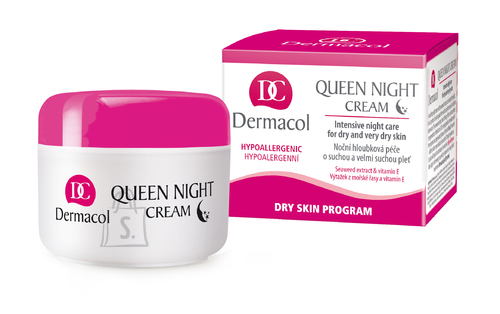 Dermacol Queen Night Cream öökreem 50 ml