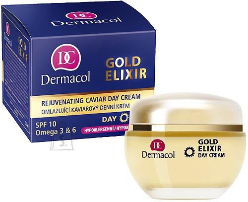 Dermacol Gold Elixir Rejuvenating Caviar Day näokreem 50 ml