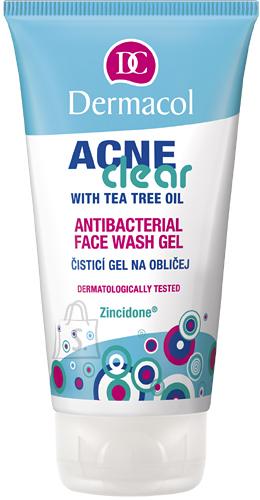 Dermacol AcneClear Antibacterial näopuhastusgeel 150 ml