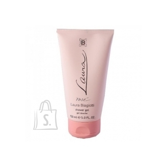 Laura Biagiotti Laura Rose 150ml naiste dušigeel