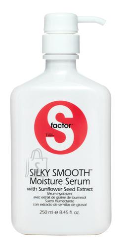 Tigi S Factor Silky Smooth Moisture juukseseerum 250 ml