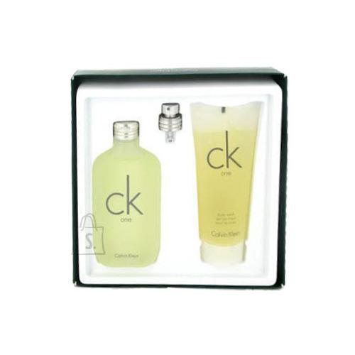Calvin Klein One lõhnakomplekt unisex EdT 150ml