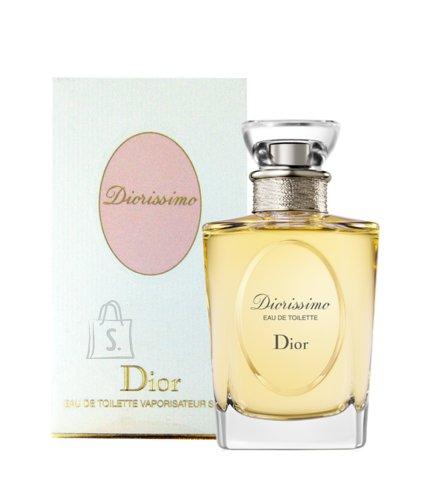Christian Dior Les Creations de Monsieur Dior Diorissimo 100ml naiste EdT