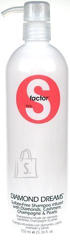 Tigi S Factor Diamond Dreams šampoon 250 ml