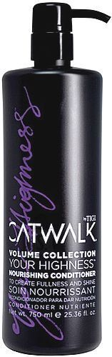 Tigi Catwalk Your Highness Nourishing juuksepalsam 250 ml