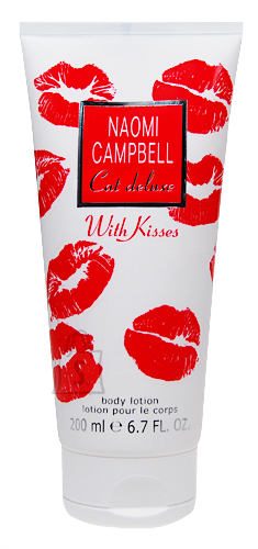 Naomi Campbell Cat Deluxe With Kisses 200ml naiste ihupiim